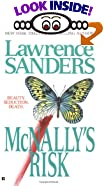 McNally's Risk by  Lawrence Sanders (Mass Market Paperback - July 1994)