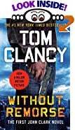 Without Remorse by  Tom Clancy (Mass Market Paperback - May 1996)