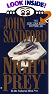 Night Prey by  John Sandford (Mass Market Paperback - March 1995)