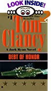 Debt of Honor by  Tom Clancy (Mass Market Paperback - July 1997)