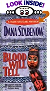 Blood Will Tell by  Dana Stabenow (Mass Market Paperback - June 2003)