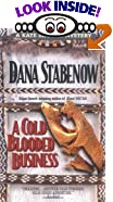 A Cold-Blooded Business: A Kate Shugak Mystery by  Dana Stabenow (Mass Market Paperback - June 2003)
