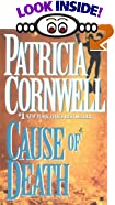 Cause of Death by  Patricia Daniels Cornwell, Marx (Mass Market Paperback - September 1997)