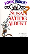 Rueful Death: A China Bayles Mystery by  Susan Wittig Albert (Mass Market Paperback - August 1997)