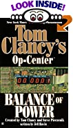 Tom Clancy's Op-Center Balance of Power by  Tom Clancy, Steve R. Pieczenik