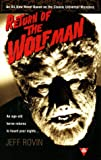 Return of the Wolf Man - book cover picture