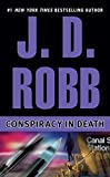 Conspiracy in Death (In Death (Paperback)) - book cover picture