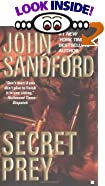 Secret Prey (Prey Series) by  John Sandford (Mass Market Paperback - June 1999)