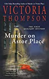 Murder on Astor Place (Gaslight Mysteries) - book cover picture