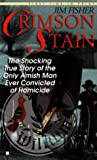 Crimson Stain - book cover picture