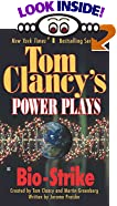 Bio-Strike (Tom Clancy's Power Plays, 4) by  Jerome Preisler, et al (Mass Market Paperback - October 2000)