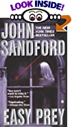 Easy Prey by  John Sandford (Mass Market Paperback - October 2003)