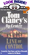Tom Clancy's Op-Center: Line of Control (Tom Clancy's Op Center Series, Volume 8) by  Jeff Rovin, et al (Mass Market Paperback)