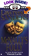 McNally's Folly by  Vincent Lardo, Lawrence Sanders (Mass Market Paperback - September 2001)