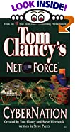Cybernation (Tom Clancy's Net Force, No. 6) by  Steve Perry, et al (Mass Market Paperback - November 2001)