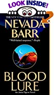 Blood Lure by  Nevada Barr (Mass Market Paperback - February 2002)