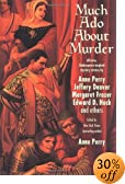 Much Ado About Murder: All-New Shakespeare-Inspired Mystery Stories by  Anne Perry (Editor), et al (Hardcover - December 2002)