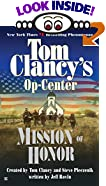 Tom Clancy's Op-Center: Mission of Honor by Tom Clancy
