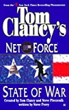 State of War (Tom Clancy's Net Force, No. 7) by  Steve Perry, et al (Mass Market Paperback - March 2003)