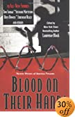 Blood on Their Hands by  Lawrence Block (Editor) (Hardcover - July 2003)