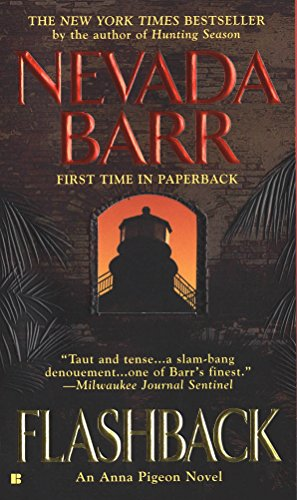 Flashback (An Anna Pigeon Novel), Barr, Nevada