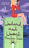 Undead and Unwed (Berkley Sensation) - book cover picture