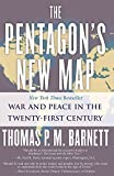 The Pentagon's New Map: War and Peace in the Twenty-first Century - book cover picture