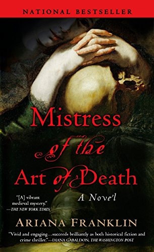 mistress of the art of death cover