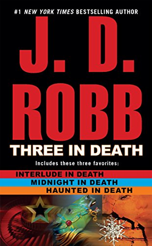Three in Death - J. D. Robb