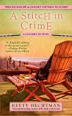 A Stitch in Crime by Betty Hechtman