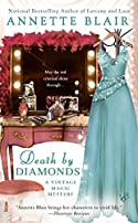 Death by Diamonds by Annette Blair