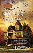 Night of the Living Deed by E. J. Copperman