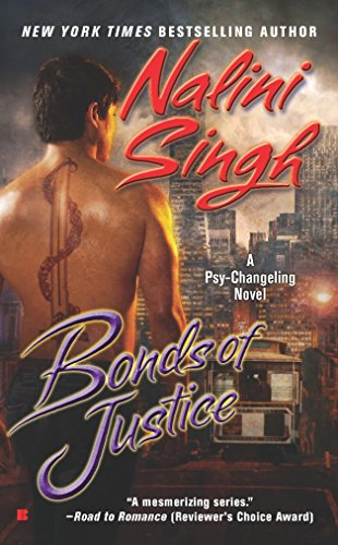 Bonds of Justice (Psy/Changeling Novels)