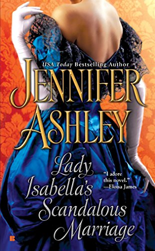 Lady Isabella's Scandalous Marriage (Berkley Sensation)