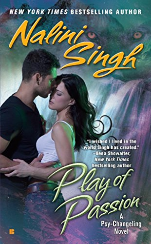 Play of Passion (Berkley Sensation)