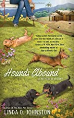 Hounds Abound by Linda O. Johnston