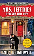 Mrs. Jeffries Defends Her Own by Emily Brightwell