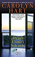 Death Comes Silently by Carolyn Hart