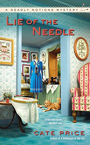 PDF Lie of the Needle A Deadly Notions Mystery