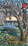 Seeds of Deception by Sheila Connolly