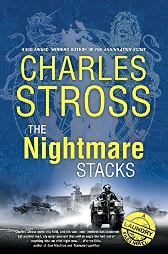The Nightmare Stacks (A Laundry Files Novel) - Charles Stross