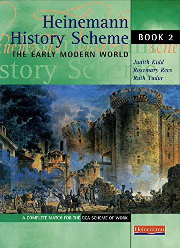 Heinemann History Scheme Book 2: the Early Modern World