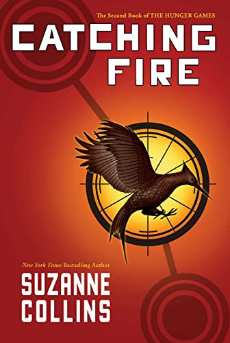 Catching Fire (The Hunger Games, Book 2), Collins, Suzanne