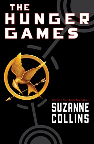 The Hunger Games (Book 1), Suzanne Collins