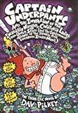 Book Cover: Captain Underpants And The Invasion Of The Incredibly Naughty Cafeteria Ladies From Outer Space By Dav Pilkey