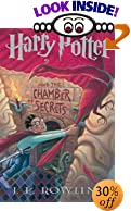 Harry Potter and the Chamber of Secrets (Book 2) by  J. K. Rowling, Mary GrandPre (Illustrator) (Hardcover)