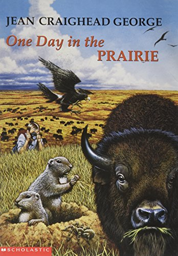 One Day in the Prairie, Jean Craighead George