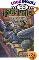 Harry Potter and the Prisoner of Azkaban (Book 3) by  J. K. Rowling, Mary GrandPre (Illustrator) (Hardcover - September 1999)
