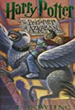Harry Potter and the Prisoner of Azkaban (Book 3) - book cover picture