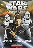 Star Wars Episode II: Attack of the Clones (jr. novelization)